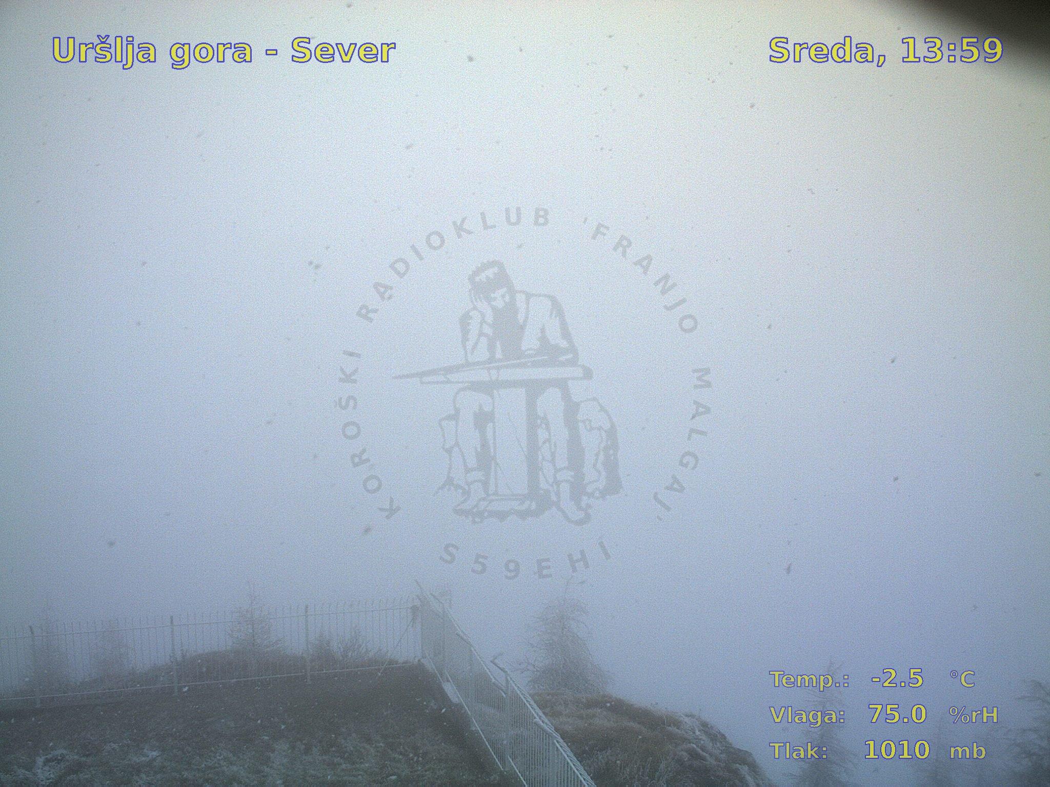 Uršlja gora-Sever, 13:00